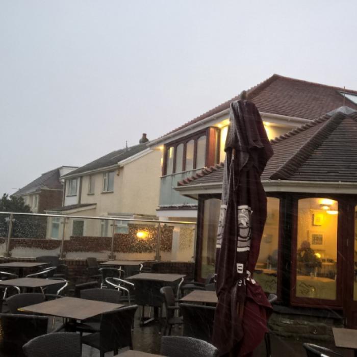 Welsh Snow